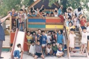 Father Brennans Orphanage - Pattaya, Tajlandia